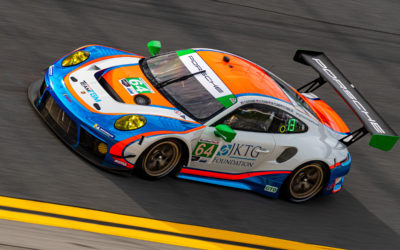 Video: Rolex 24 Hour behind the scenes