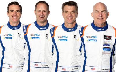 Team TGM announces Rolex 24 double-duty Daytona driver lineup