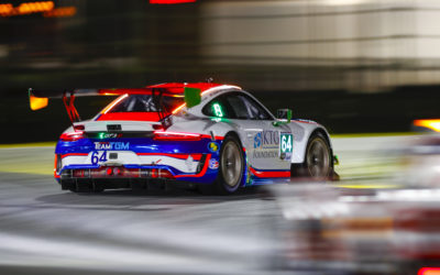 Daytona double-duty looms for Team TGM with 28 hours of racing ahead