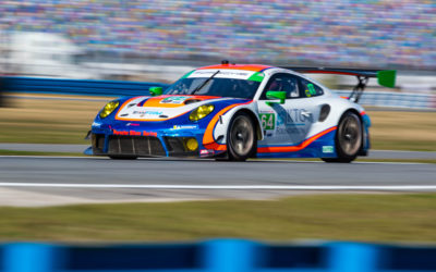 Video: Take a lap of Daytona International Speedway