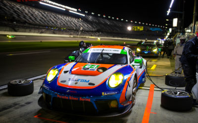 Team TGM welcomes Porsche Silver Spring as Rolex 24 partner