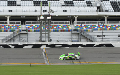 Ted Giovanis wins International GT championship