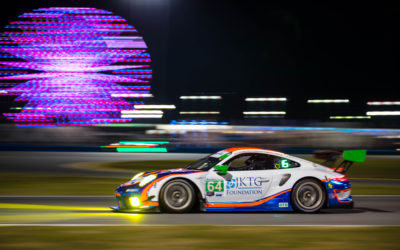 Early finish doesn't dampen Team TGM's enthusiasm for Rolex 24 debut