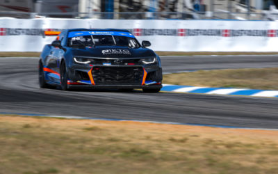 Video: On track at Sebring
