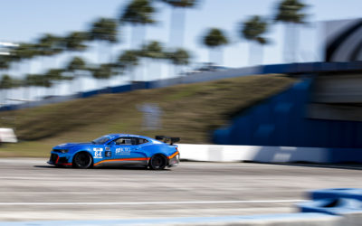 Early contact takes Team TGM out of contention at Sebring