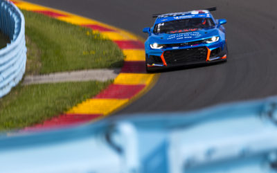 Video: Practice & qualifying at Watkins Glen