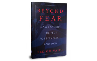 Ted Giovanis makes the leap from title-winning driver and team owner to aspiring best-selling author