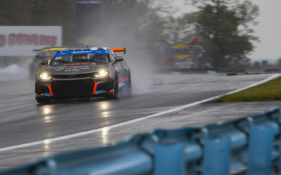 Team TGM secures second row start in Watkins Glen qualifying on drying track