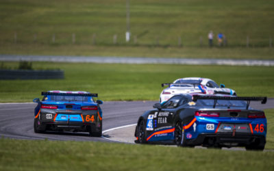 Second row start for Team TGM – aims for Lime Rock three-peat