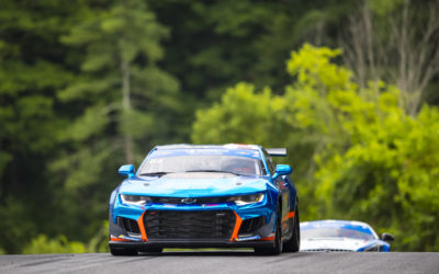 Double top ten finishes for Team TGM at Lime Rock Park