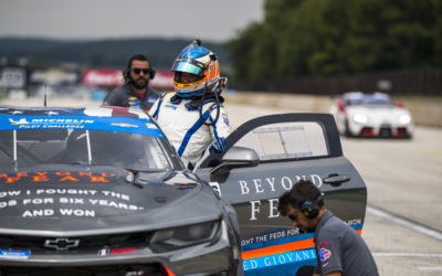 TGM bounce back in Road America qualifying after Friday issues