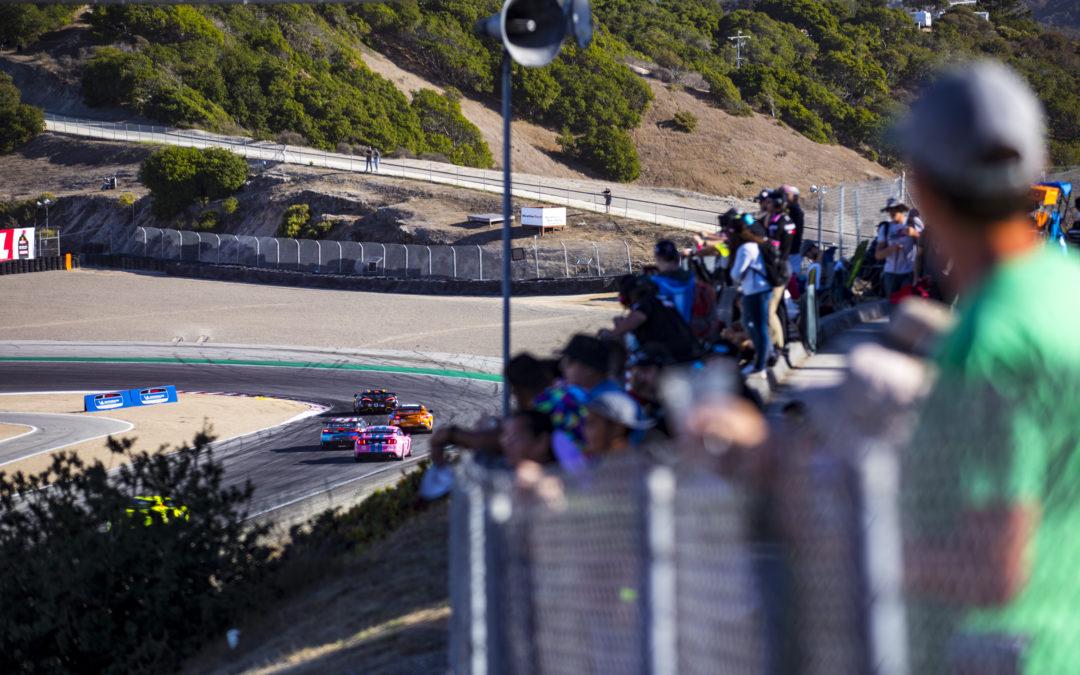 Video: Laguna Seca Race Day